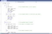 Напишу консольную несложную программу на C#, C++, C, Pascal, Assembler 38 - kwork.ru