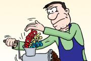 Нарисую простую иллюстрацию в жанре карикатуры 99 - kwork.ru