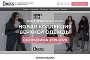 Сайт под ключ. Landing Page. Backend 487 - kwork.ru