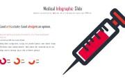 Инфографика на медицинскую тему. Шаблоны PowerPoint 47 - kwork.ru