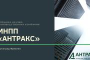 Стильный дизайн презентации 784 - kwork.ru