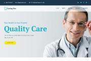 Многоцелевая медицинская красивая тема на WordPress 19 - kwork.ru