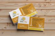 3 варианта дизайна визитки 157 - kwork.ru