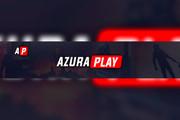 Оформление канала на YouTube, Шапка для канала, Аватарка для канала 142 - kwork.ru