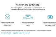 Красиво, стильно и оригинально оформлю презентацию 247 - kwork.ru