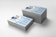 Качественно дизайн визитки+исходник 34 - kwork.ru