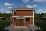 Фотореалистичная 3D визуализация экстерьера Вашего дома 341 - kwork.ru
