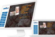 Разработаю Landing Page - одностраничный сайт визитка на CMS WordPress 11 - kwork.ru