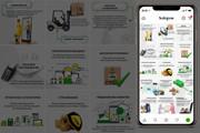 Оформление инстаграм. Дизайн 15 шаблонов постов и 3 сторис 22 - kwork.ru