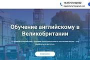 Создание сайта - Landing Page на Тильде 252 - kwork.ru