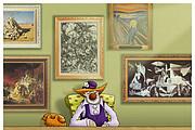 Нарисую карикатуру или ироническую иллюстрацию к тексту 19 - kwork.ru