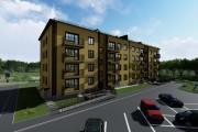 Визуализация экстерьера, фасадов здания 34 - kwork.ru