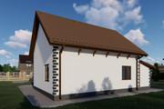 Фотореалистичная 3D визуализация экстерьера Вашего дома 333 - kwork.ru