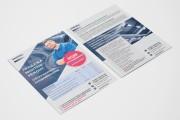 Макет листовки, флаера 10 - kwork.ru