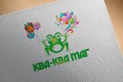 Уникальный логотип 35 - kwork.ru