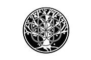 Разработка логотипа в векторе по вашему эскизу 16 - kwork.ru