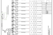 Выполню однолинейную схему электроснабжения 102 - kwork.ru