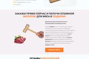 Сделаю продающий Лендинг для Вашего бизнеса 162 - kwork.ru