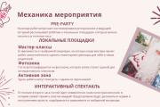 Стильный дизайн презентации 737 - kwork.ru