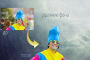 Удаление фона, обтравка, отделение фона 28 - kwork.ru
