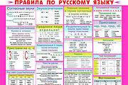 Отрисую в векторное изображение по картинке, рисунку 98 - kwork.ru