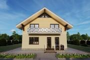 Фотореалистичная 3D визуализация экстерьера Вашего дома 313 - kwork.ru