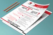 Разработаю красивый, уникальный дизайн визитки в современном стиле 138 - kwork.ru