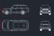 Отрисовка в AutoCAD и Corel Draw 12 - kwork.ru