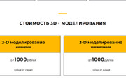 Создам сайт под ключ на WordPress 97 - kwork.ru