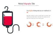 Инфографика на медицинскую тему. Шаблоны PowerPoint 48 - kwork.ru
