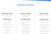 Создаю Лендинг на Тильде под ключ 83 - kwork.ru