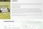 Создание красивого адаптивного лендинга на Вордпресс 109 - kwork.ru