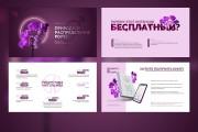 Оформление презентации товара, работы, услуги 119 - kwork.ru