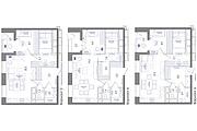 Планировка квартиры или жилого дома, перепланировка и визуализация 156 - kwork.ru