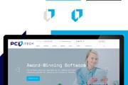 Разработка логотипа для сайта и бизнеса. Минимализм 171 - kwork.ru