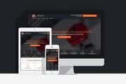 Создам сайт на WordPress с уникальным дизайном, не копия 55 - kwork.ru
