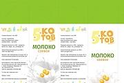 Уникальный дизайн упаковки, этикетки, наклейки 41 - kwork.ru
