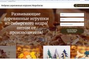 Создам лендинги, сайты, CMS 19 - kwork.ru