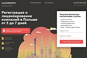Лендинг на Tilda 27 - kwork.ru
