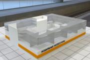 3D модель и визуализацию торгового места 61 - kwork.ru