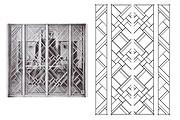 Отрисовка в векторе, формат Coreldraw, по рисунку, фото, сканированию 119 - kwork.ru