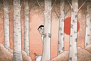 Нарисую карикатуру или ироническую иллюстрацию к тексту 17 - kwork.ru