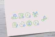 Нарисую иконки для сайта 49 - kwork.ru