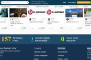 Создам биржу фриланса под ключ 5 - kwork.ru