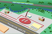 Карты и схемы проезда 46 - kwork.ru