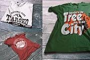 Дизайн футболки - оригинально, современно, остроумно 7 - kwork.ru