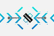 Дизайн шапки YouTube канала 7 - kwork.ru