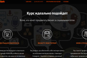 Создание сайтов на конструкторе сайтов WIX, nethouse 146 - kwork.ru