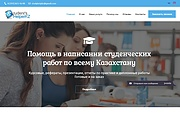 Сайт под ключ. Landing Page. Backend 546 - kwork.ru