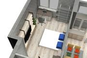 Создам планировку дома, квартиры с мебелью 146 - kwork.ru